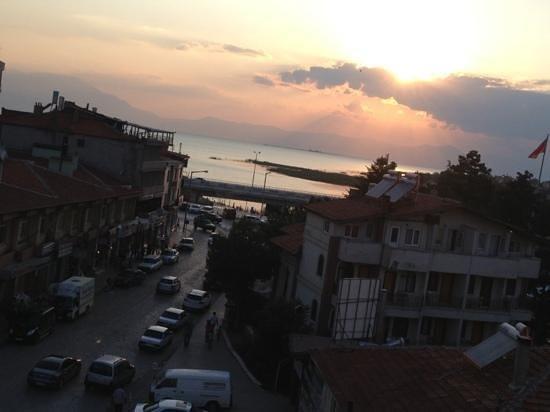 Ali Bilir Hotel: bild från balkongen