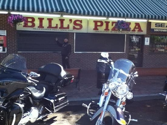 Bill's Pizza: chez Bill juin2012