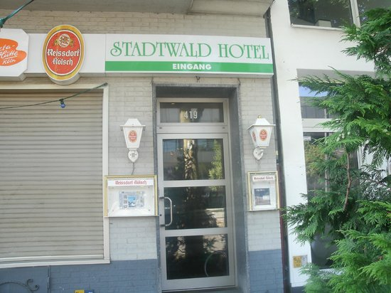 Stadtwald Hotel