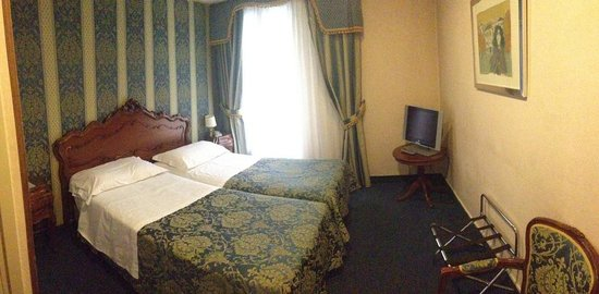 Albergo San Marco: Our room was spacious