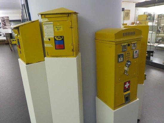 Postage Stamp Museum: Postmuseum
