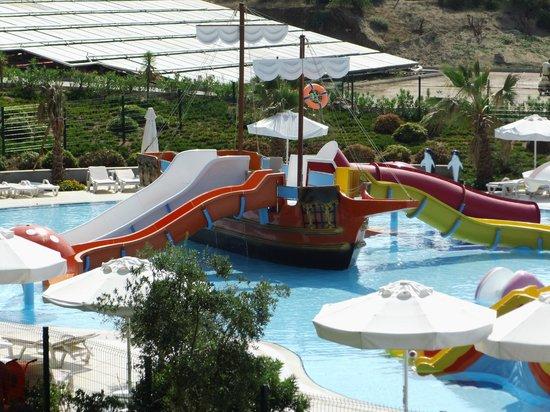 Nashira Resort Hotel & Aqua-Spa: Aquapark Kinderrutschen