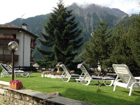 Hotel Triolet : solarium