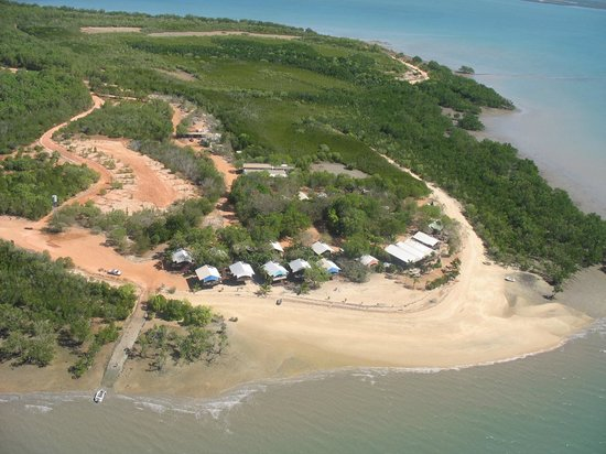 Crab Claw Island Australia  City new picture : Crab Claw Island Picture of Airborne Solutions Tours, Darwin ...