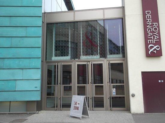 Royal & Derngate Theatre: Royal & Derngate