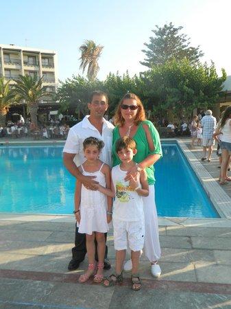 Club Marmara Marina Beach: nous