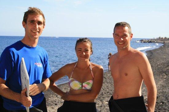 Mediterranean Dive Club: Avec Jamie
