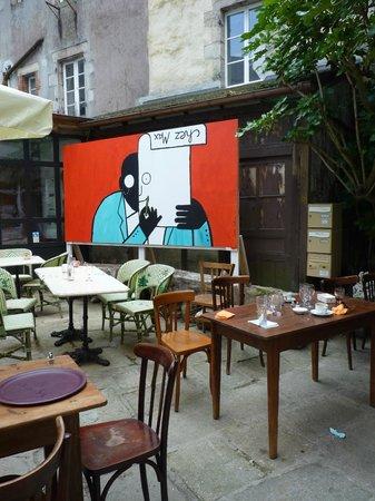 Avis Restaurant Chez Max Quimper