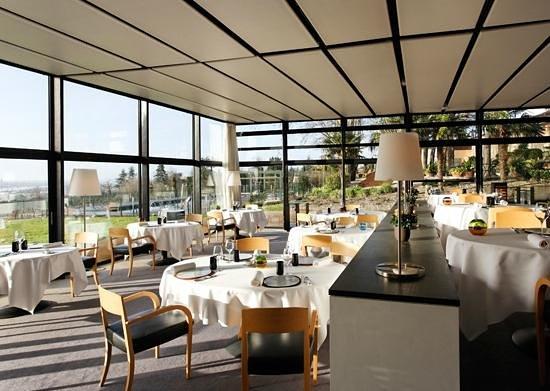 Restaurant Le Saint-James Relais & Chateaux: Restaurant Le Saint-James