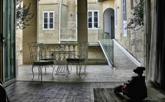 Palazzo Vittoriosa : The Lounge