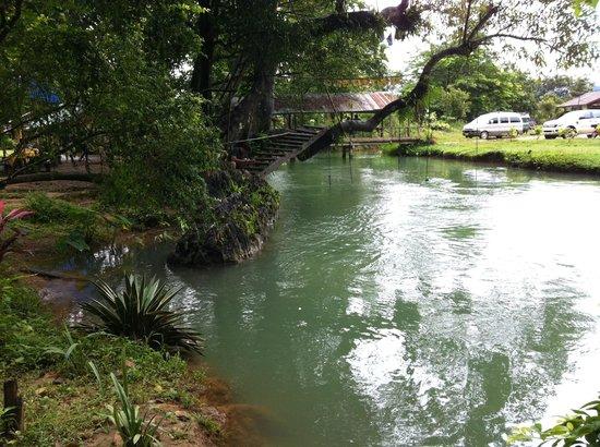 """Tham Phu Kham Cave and Blue Lagoon: """"Blue"""" Lagoon"""
