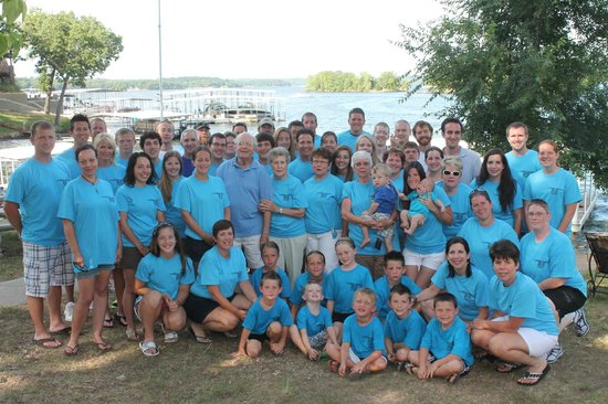 Eagle's Nest Resort & Vacation Properties : Drake Family Reunion-3rd time at Eagle's Nest Resort