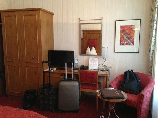 Hotel Jager : la camera