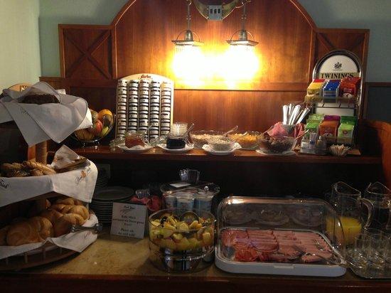 Hotel Jager: ancora la colazione