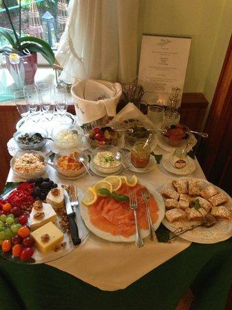 Hotel Jager : la colazione