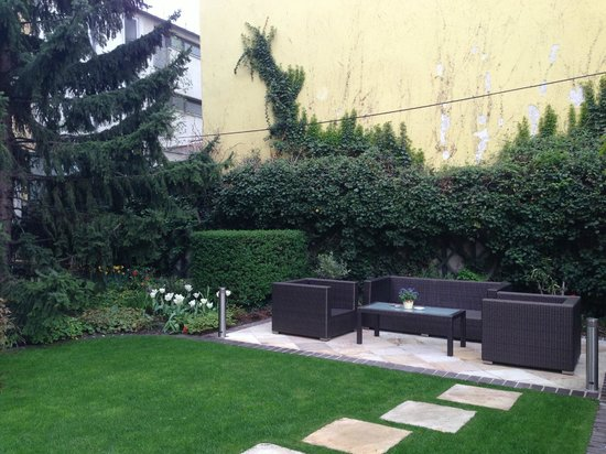 Hotel Jager: il giardino
