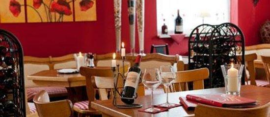 """Regenbogen Boltenhagen : Our restaurant """"Das Landhaus"""""""