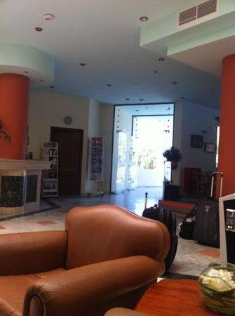 Hotel Gortyna: lobby