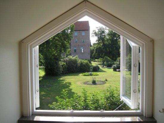 Backaskog Slott: Form the room