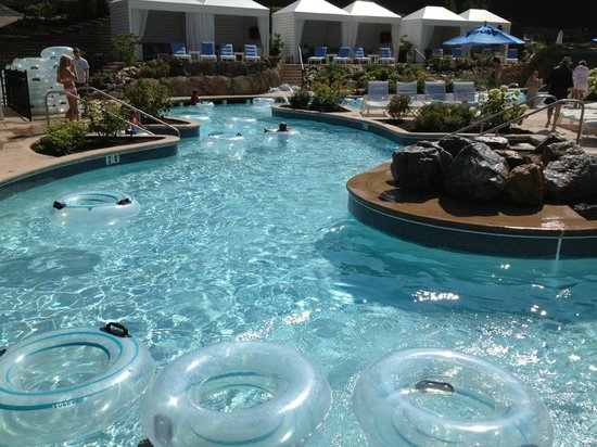 Lazy River Picture Of The Omni Homestead Resort Hot