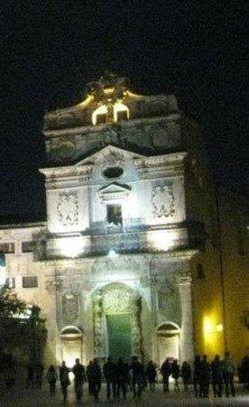 Chiesa di Santa Lucia alla Badia: s. Lucia alla Badia