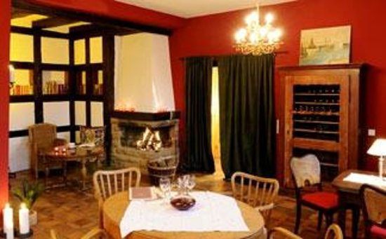 """Regenbogen Tecklenburg: The cosy interiors of our restaurant """"Das Landhaus"""""""