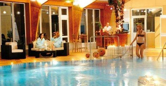 """Regenbogen Tecklenburg: Our spa area """"Aqua Relax"""""""