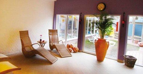 "Regenbogen Tecklenburg: Spa area ""Paradies"""
