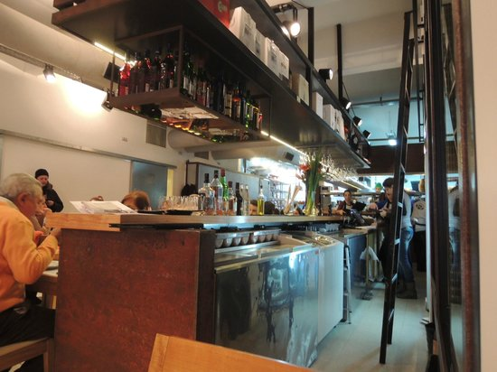Cocina Barra | La Cocina Barra Picture Of Cafe San Juan La Cantina Buenos Aires