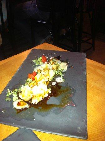 Jacko's Street : fish sashimi
