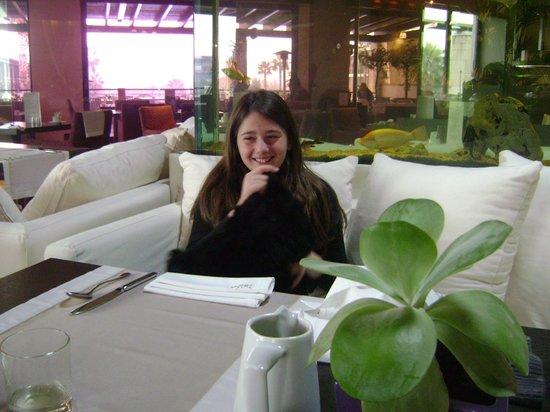 Hotel Nikopolis Thessaloniki: αιθουσα πρωινου
