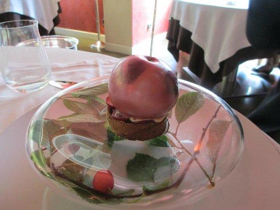 Auberge Du Vieux Puits: Dessert