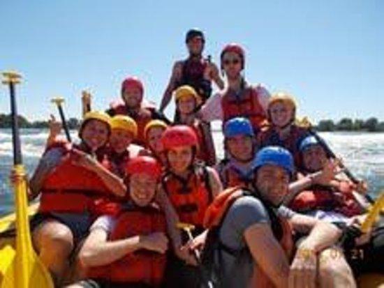 Rafting Montreal & Jetboating: Rafting Montreal.. yeah!
