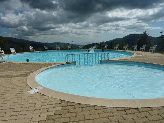 VVF Villages Le Lioran Font-de-Cere: piscine