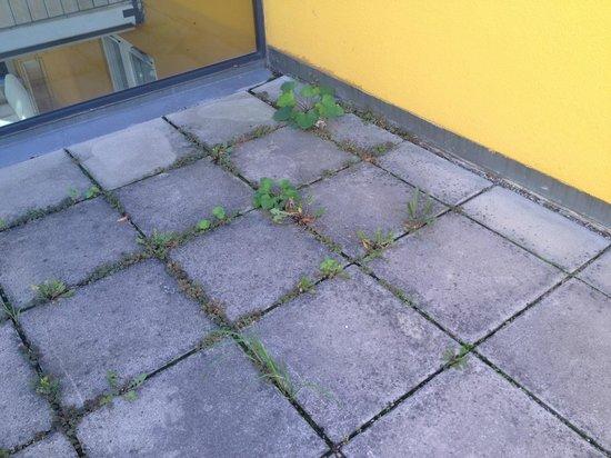 Gartenhotel Altmannsdorf: terras