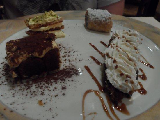 Casato: Dessert