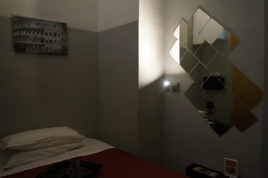 Nerva Accomodation: Room