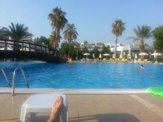 Club Kastalia: una delle piscine