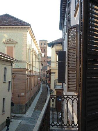 Relais Cattedrale: vista dal balcone