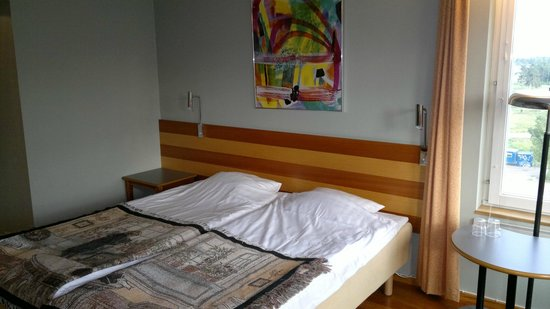 Scandic Lugnet Falun: Bed