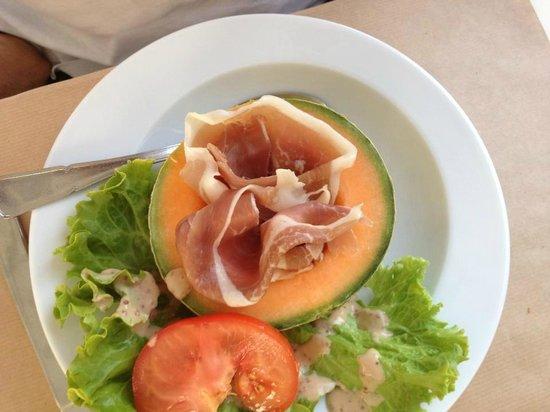 Au Petit Atelier : melon