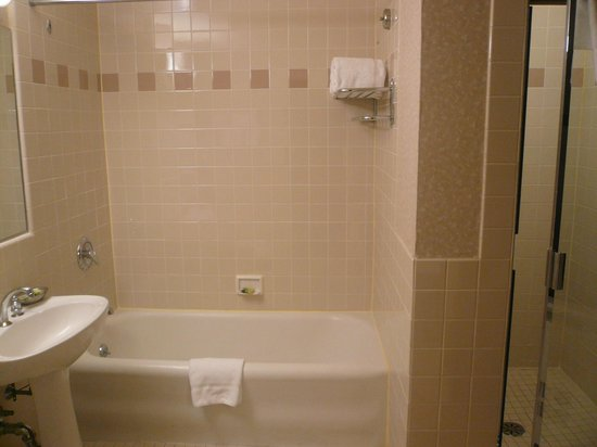 Bathroom picture of the roosevelt hotel new york city for Bathroom york