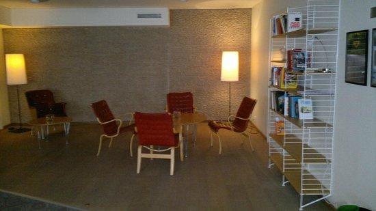 Scandic Varnamo: Library
