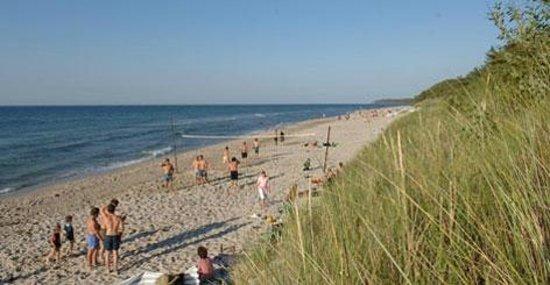 Regenbogen Nonnevitz: Beach Nonnevitz