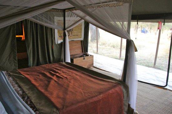 Ang'ata Camp Serengeti: Habitación