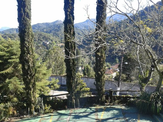 Pousada Monte Imperial: Vista