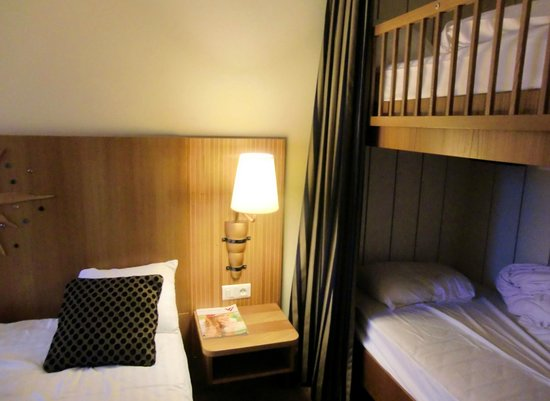 Vienna House Dream Castle Paris: ホテルの部屋
