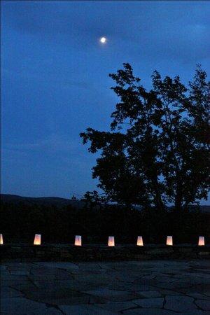 Honora Winery & Vineyard : night sky