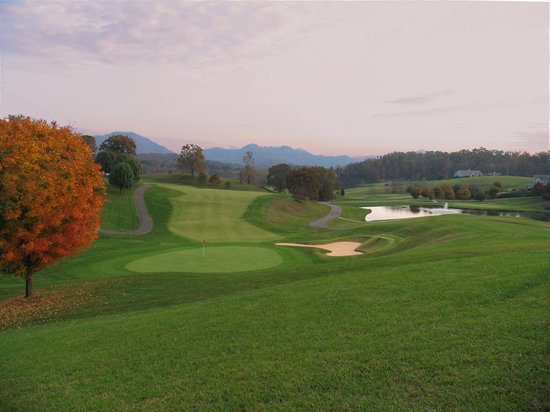 The Ridges Golf Club: Unparalleled views of the countryside as you golf