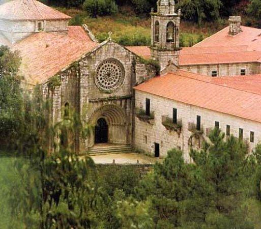 Monasterio de Armenteira: Armenteira